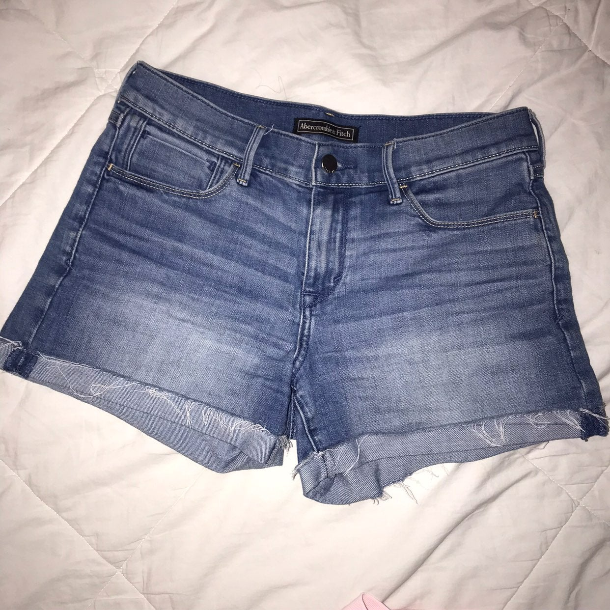 Abercrombie Jean Shorts