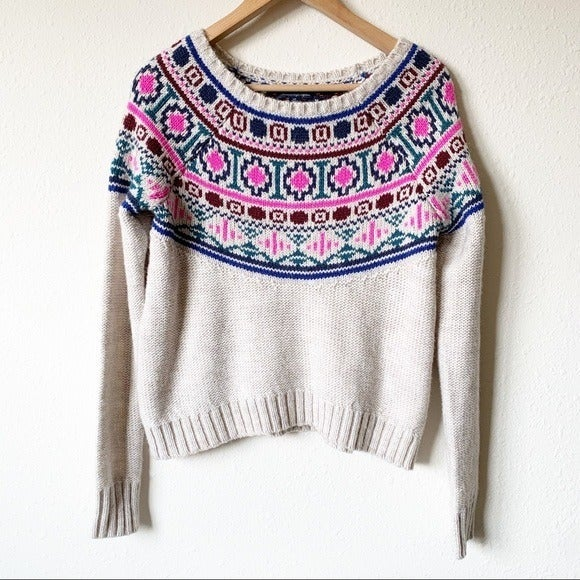 American Eagle Outfitters Knit Sweater S