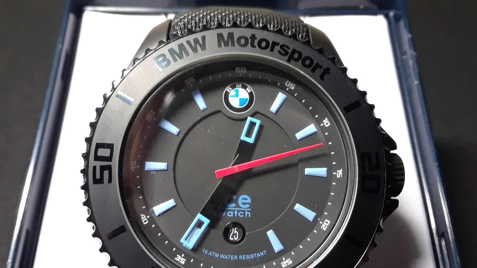 BMW Motorsport wristwatch