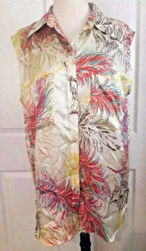 7e8096bf737c5c Shop New and Pre-owned CAbi Silk Blouses