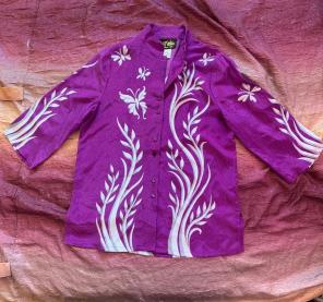 b134ee925fc2b7 Shop New and Pre-owned Bob Mackie Silk Blouses