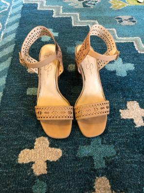 3c193a7cde0aa Shop New and Pre-owned Jessica Simpson Block Heel Shoes