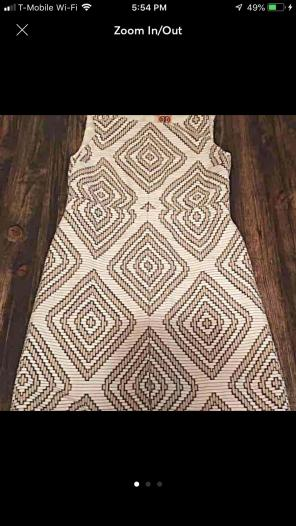 747864bfab8e Shop New and Pre-owned Tory Burch Fitted Dresses