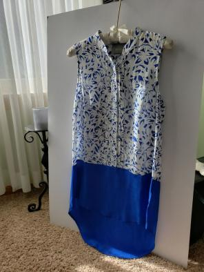 168f37505ebad Shop New and Pre-owned Anthropologie Printed Blouses