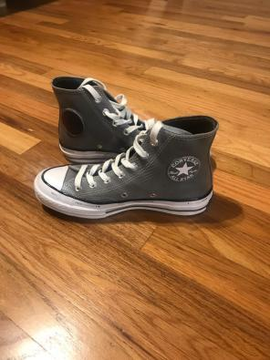 7c01582ebc2c Shop New and Pre-owned Converse Leather Upper Shoes