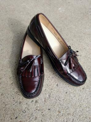 8c3aa84505f Cole Haan Pinch Tassel Leather Loafers.  95. Free shipping · Tasselled  Loafers. Men s Size 11.5 D