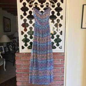 4975997dee7 Shop New and Pre-owned FOREVER 21 Strapless Maxi Dresses