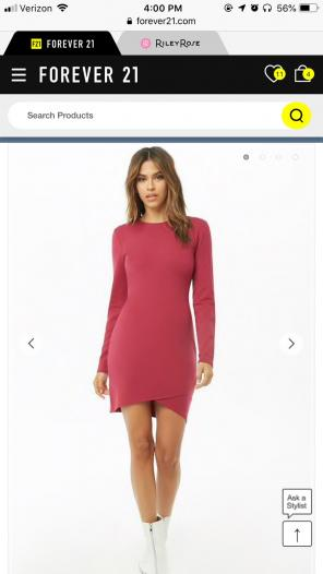 dbbeeb51d8c6 Shop New and Pre-owned FOREVER 21 Long Sleeve Dresses