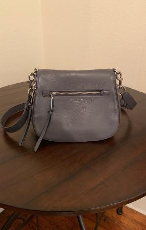 10f6c883e269 Shop New and Pre-owned MARC JACOBS 100% Leather Handbags