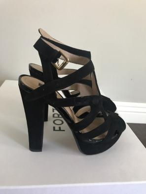 779c48deffb3 Shop New and Pre-owned ZARA Suede Sandals