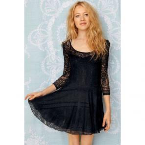 df9ad1f46b9d Shop New and Pre-owned Free People Lovely Lace Dresses