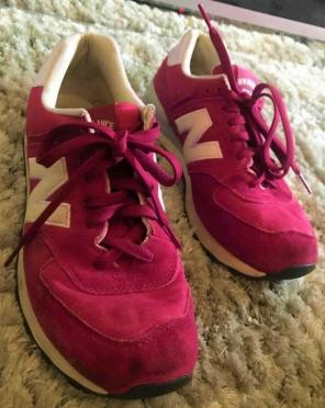 99eaf286f Shop New and Pre-owned New Balance Suede Shoes