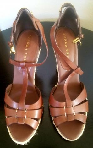 245cd92c489 Shop New and Pre-owned Ivanka Trump Leather Upper Shoes