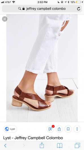 e0ebd2ee4ee6 Shop New and Pre-owned Jeffrey Campbell Leather Sandals