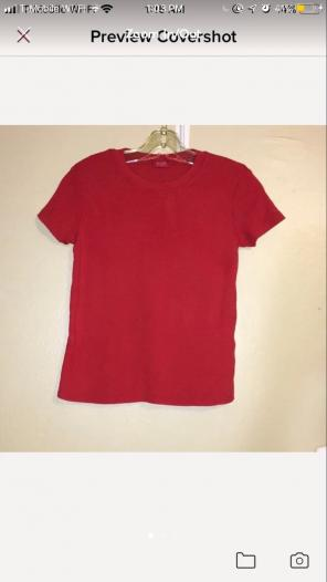f6910f6afdd8de Shop New and Pre-owned Brandy Melville 100% Cotton T-Shirts