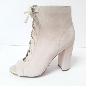 63a334780c5 Shop New and Pre-owned Sam Edelman Peep-Toe Booty Boots