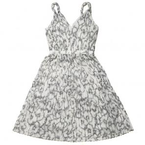a13377e71f15b6 Shop New and Pre-owned Banana Republic V-Neck Sleeveless Dresses ...