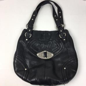 5d21de5a68 Shop New and Pre-owned b. makowsky 100% Leather Handbags
