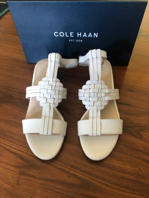 3a4b9dac5e4e Shop New and Pre-owned Cole Haan Ankle Strap Sandals