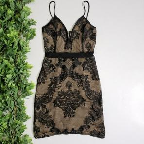 41a16da975d Shop New and Pre-owned Charlotte Russe Plunge Neckline Dresses