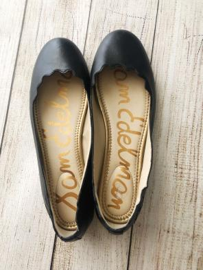 4f8c7e4d3 Shop New and Pre-owned Sam Edelman Round-Toe Flats