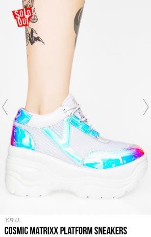 daea030f661 Shop New and Pre-owned YRU Platform Shoes