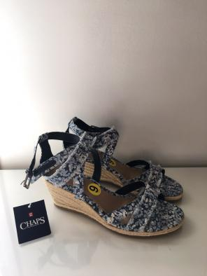 380885cf6f9 Shop New and Pre-owned Chaps Wedge Sandals