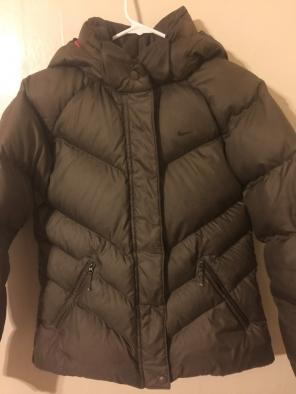 8dcc8860c268 Shop New and Pre-owned Nike Down Coats   Jackets
