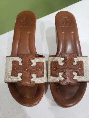 4ae2b6f61cf Shop New and Pre-owned Tory Burch Open Toe Shoes