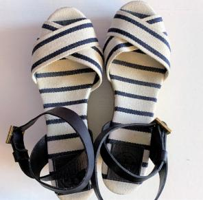 918367c97f22 Shop New and Pre-owned Tory Burch Espadrille Wedge Sandals