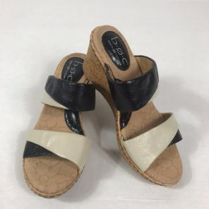 97dbc5378c46 Shop New and Pre-owned Born Cork Wedge Sandals
