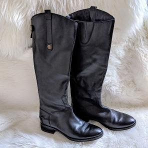 ad69968d919 Shop New and Pre-owned Sam Edelman Synthetic Sole Boots