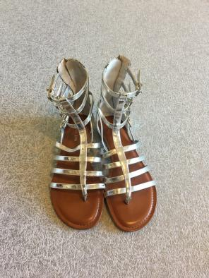806632a6ea7 Shop New and Pre-owned Gianni Bini Gladiator Sandals
