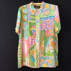 d0b9f1528d51b Shop New and Pre-owned Bob Mackie Silk Blouses