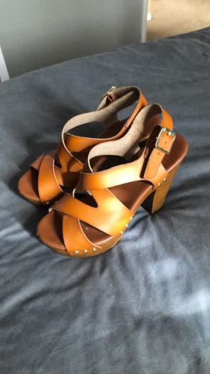 5f16069def2 Shop New and Pre-owned Mossimo Supply Co. Strappy Shoes