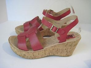 89b9cb35f1d Shop New and Pre-owned Kork-Ease Leather Sandals