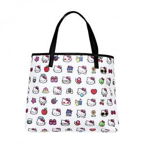 2b280490bc Shop New and Pre-owned Hello Kitty Leather Handbags