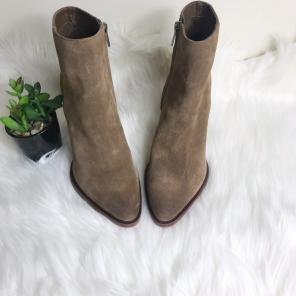 f081b75d4 Shop New and Pre-owned Sam Edelman Pointed-Toe Booty Boots