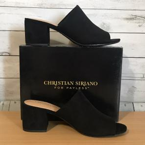 ea6cce97e884 Shop New and Pre-owned Christian Siriano Suede Shoes
