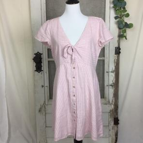 9180d5b10ad Shop New and Pre-owned Abercrombie   Fitch Tie Waist Dresses