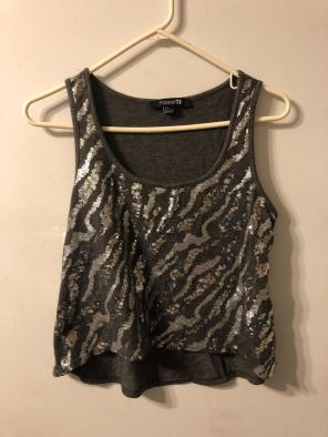 cece505f0b4575 Shop New and Pre-owned FOREVER 21 Party Tank Tops   Camisoles