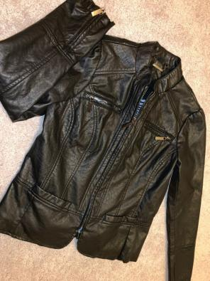 bc42520b6760 Shop New and Pre-owned Jou Jou Leather Coats   Jackets