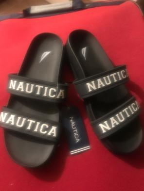 eccc38fcc95a Shop New and Pre-owned Nautica Slide Sandals