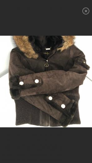 e3ba22bd192d Shop New and Pre-owned Baby Phat Fur Hood Coats   Jackets