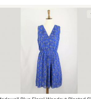 fc95616f108 Shop New and Pre-owned Madewell Floral Dresses