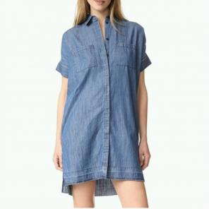009453a8351 Shop New and Pre-owned Madewell Shirt Dresses