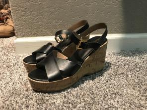 9e7940792 Shop New and Pre-owned Mossimo Supply Co. Wedge Sandals