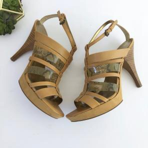 5c8d337c89a Shop New and Pre-owned Nine West Stacked Heel Shoes