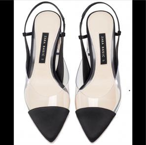 deaa89334e5 Shop New and Pre-owned ZARA Slingback Pumps