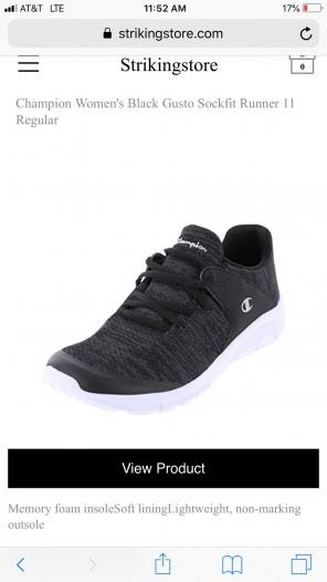 e96e3f943c6 Shop New and Pre-owned Champion Comfort Shoes